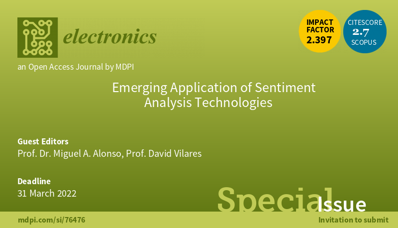 Electronics special issue